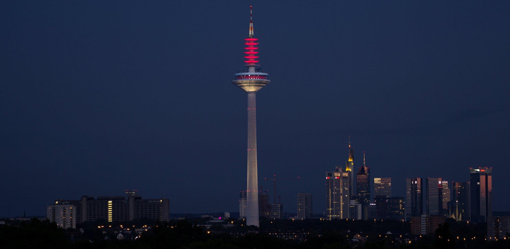 Europaturm Frankfurt