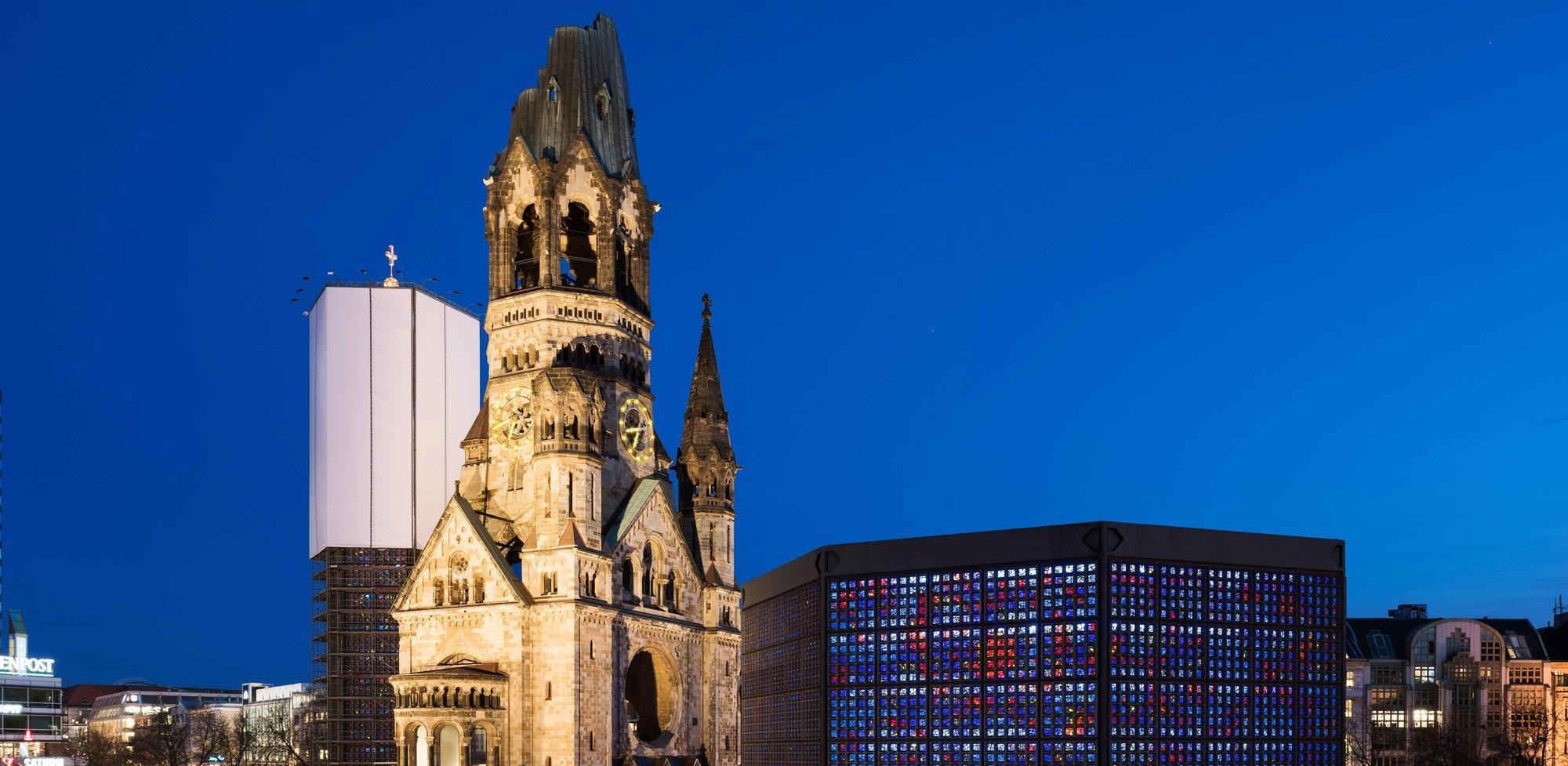 Gedächtniskirche Berlin