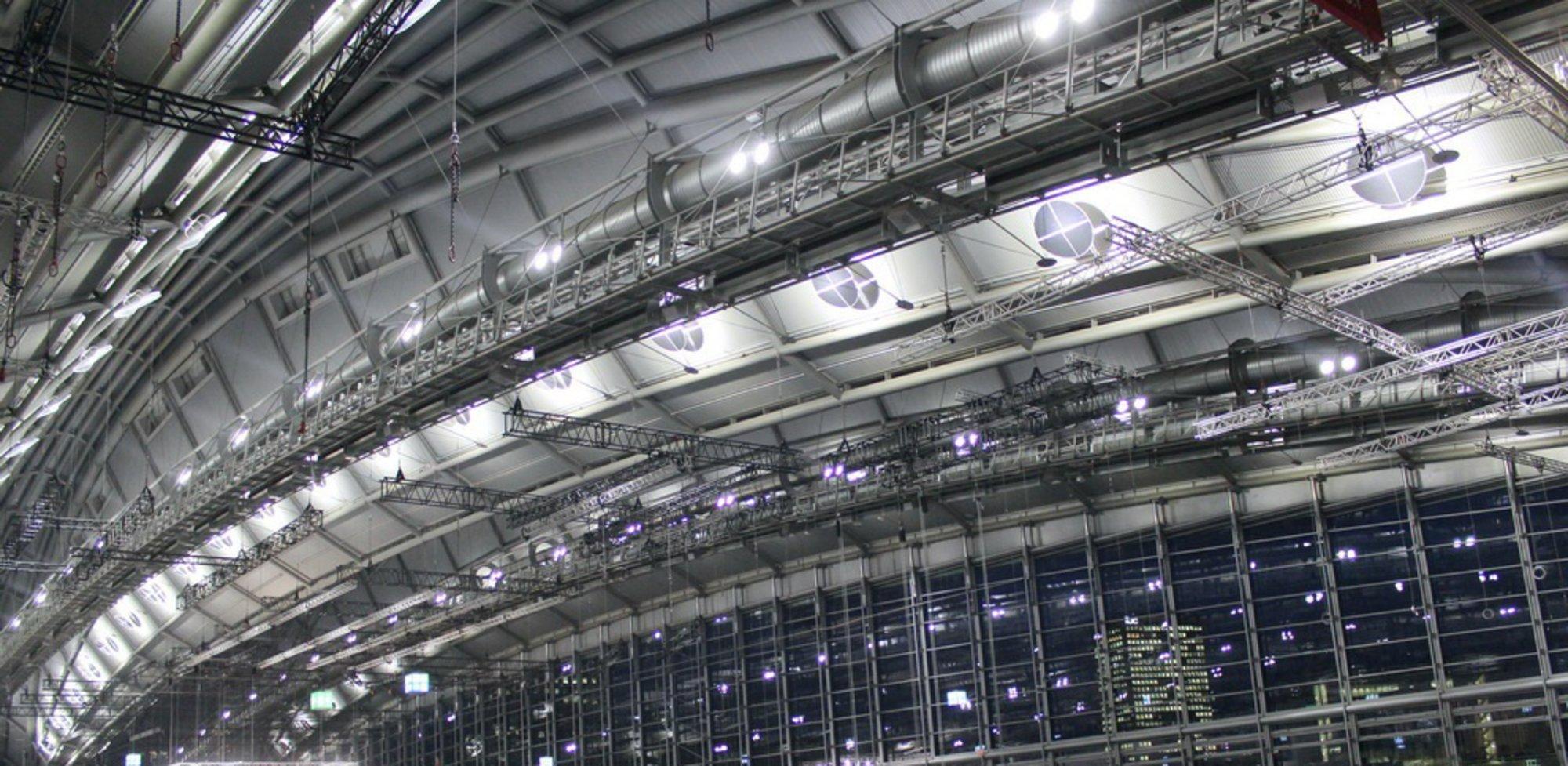Messehalle 3 Frankfurt